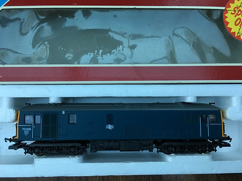 205170 CLASS 73 BR BLUE BO-BO LOCO 73108