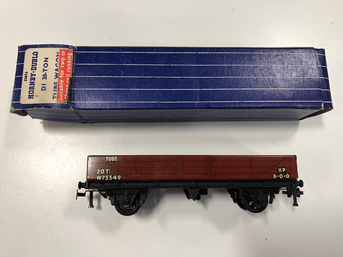32076 20T TUBE WAGON W73349 BOXED 2 OR 3 RAIL