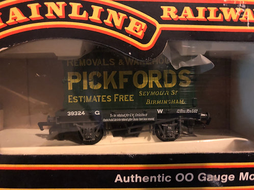 937364 GWR CONFLAT & PICKFORDS CONTAINER