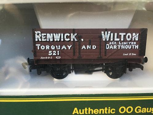 13208 7 PLANK WAGON 'RENWICK WILTON'