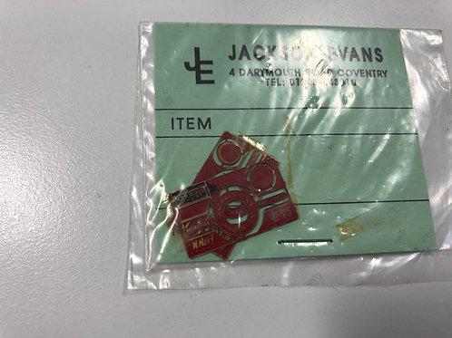 JACKSON-EVANS - 35011 MERCHANT NAVY CLASS GENERAL STEAM NAVIGATION