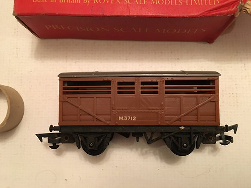 R.122 CATTLE WAGON M3712