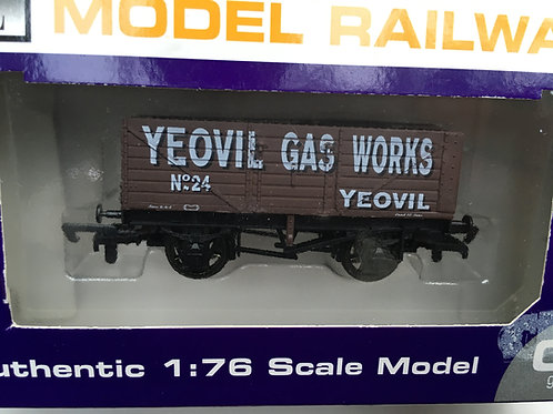 7 PLANK WAGON YEOVIL GAS WORKS - LIMITED EDITION