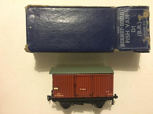 32035 FISH VAN D1 4/1953 BOXED