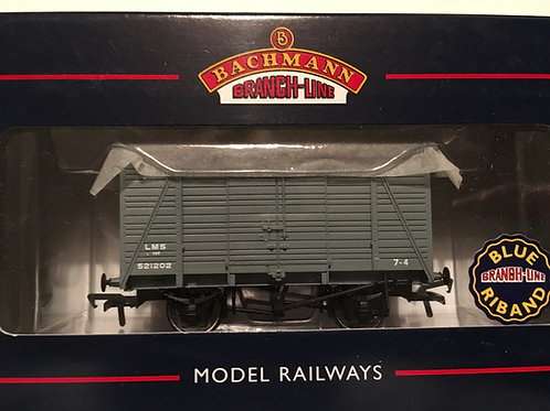38-080 12T SOUTHERN 2+2 PLANKED VENT VAN LMS GREY