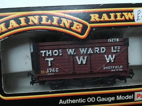37179 COKE WAGON T.W.W.