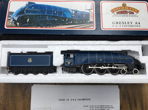 31-954 A4 60007 SIR NIGEL GRESLEY B.R. BLUE