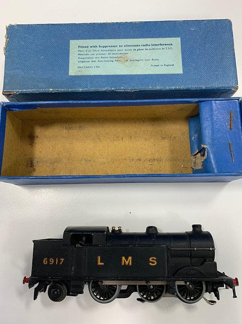 EDL7 0-6-2 LMS TANK LOCOMOTIVE 6917 BLACK BOXED
