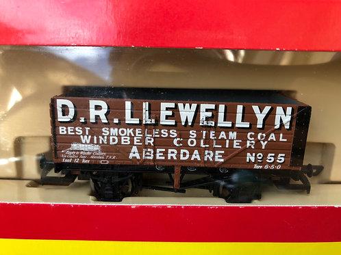 R.6302 7 PLANK WAGON D R LLEWELLYN ABERDARE
