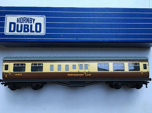 32096 D20 COMPOSITE RESTAURANT CAR WESTERN REGION W9572