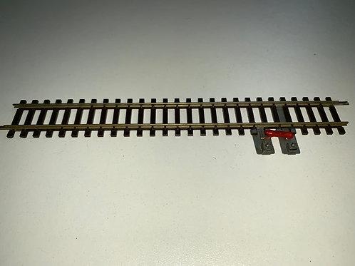 2707 TERMINAL RAIL STRAIGHT WITH SUPPRESSOR