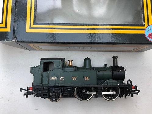 D95 G.W.R. 14XX CLASS 0-4-2 TANK LOCOMOTIVE 1466