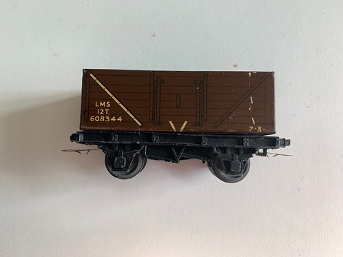 PRE WAR LMS HIGH SIDED WAGON - UNBOXED