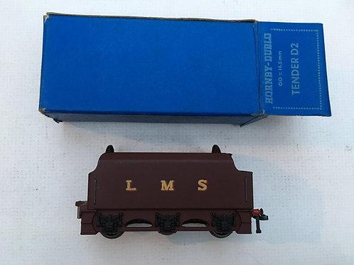 32002 TENDER D2 L.M.S. - BOXED