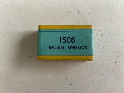 1508 6 PAIRS OF BRUSH SPRINGS