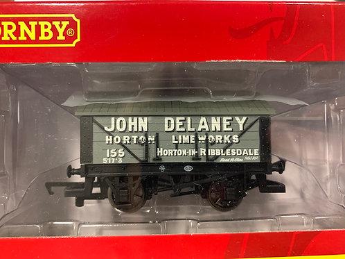 R.6659 LIME WAGON JOHN DELANEY - HORTON