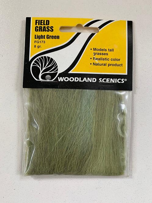 WOODLAND SCENICS FG173 FIELD GRASS, LIGHT GREEN