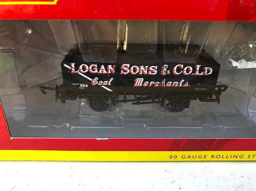 R.6701 5 PLANK WAGON LOGAN & SONS