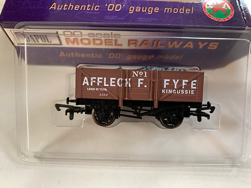 5 PLANK WAGON AFFLECK F FYFE, KINGUSSIE - LIMITED EDITION