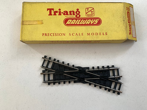 T.158 TYPE B TRACK - RIGHT HAND DIAMOND CROSSING - BOXED