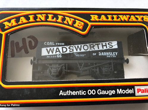 37176 5 PLANK WAGON, WASDSWORTHS - BARNSLEY