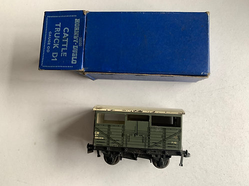 32020 GWR D1 CATTLE TRUCK 106324 BOXED 8/1951