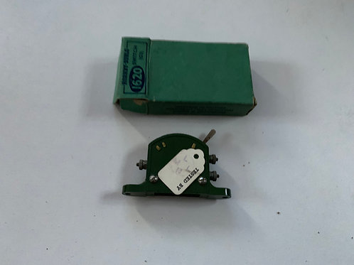1620 G3 LEVER SWITCH FOR COLOUR LIGHT SIGNALS BOXED