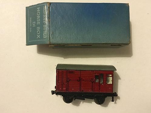 32060 HORSE BOX D1 BOXED 6/1952