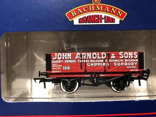 37-033 5 PLANK WAGON JOHN ARNOLD & SONS CHIPPING SODBURY