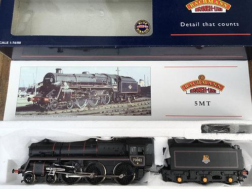32-502 CLASS 5MT 73082 'CAMELOT' BR BLACK E/EMBLEM
