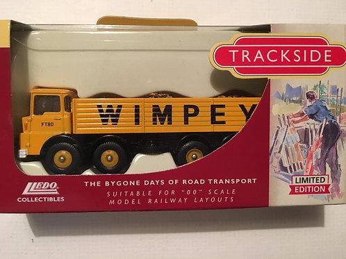 DG187002 GUY BIG J TIPPER, GRAVEL LOAD WIMPEY