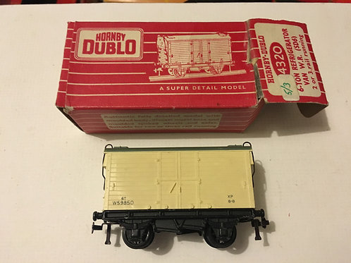4320 6 TON REFRIGERATOR VAN W.R. (SD6) BOXED (metal couplings)