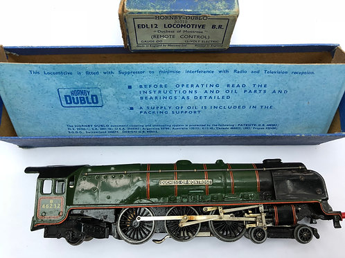 EDL12 4-6-2 DUCHESS OF MONTROSE GLOSS LOCOMOTIVE ONLY