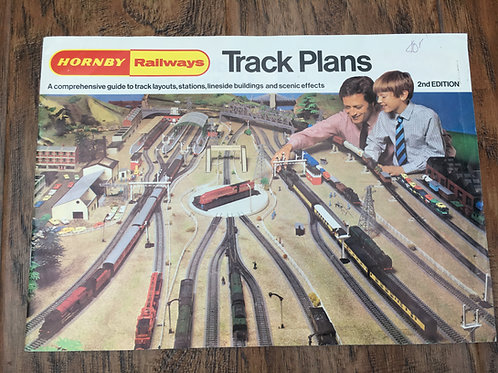 HORNBY TRACK PLANS - 2nd EDITION