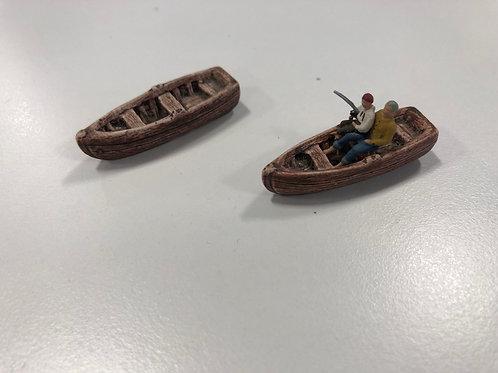 2 BOATS PLUS FISHERMAN & SON