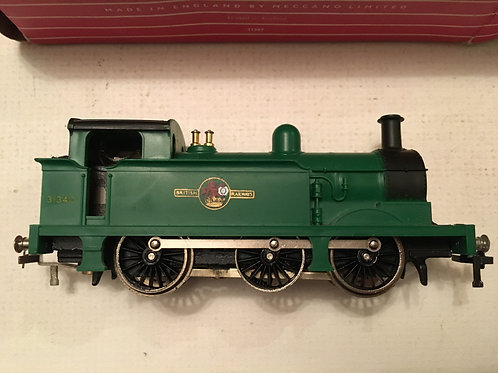2207 0-6-0 BR GREEN TANK LOCOMOTIVE 31340