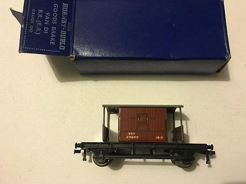 32046 D1 GOODS BRAKE VAN BR 12/1952