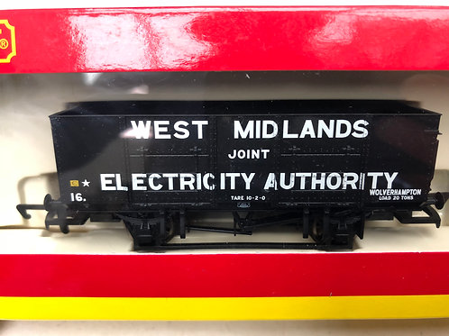 R.6585 21 TON WAGON - WEST MIDLANDS JOINT ELECTRICITY AUTHORITY