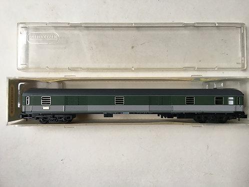 51 3092 00 DB POST WAGON - GREEN / LIGHT GREY (type 2)