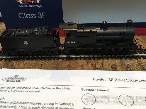 31-626 CLASS 3F 43762 BR BLACK E/EMBLEM 21DCC