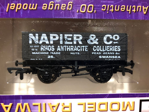 7 PLANK WAGON NAPIER & CO COLLIERIES SWANSEA