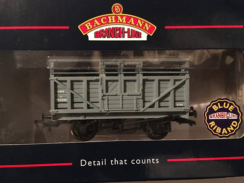 37-701 10 TON CATTLE WAGON LMS GREY