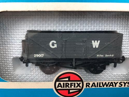 54378-7 7 PLANK WAGON GWR