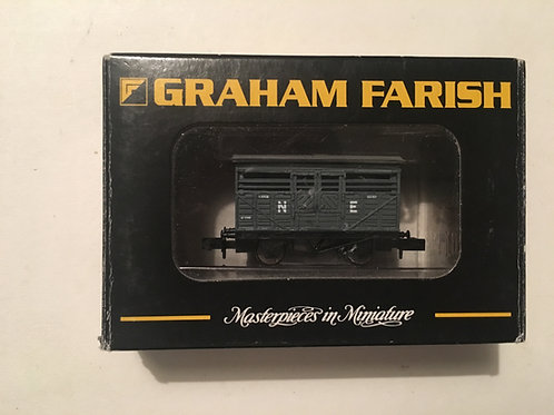 373252 12 CATTLE VAN NE GREY