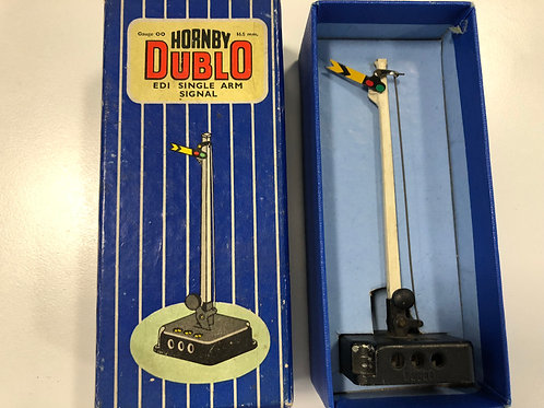 32135 ED1 ELECTRIC SINGLE ARM SIGNAL DISTANT BOXED
