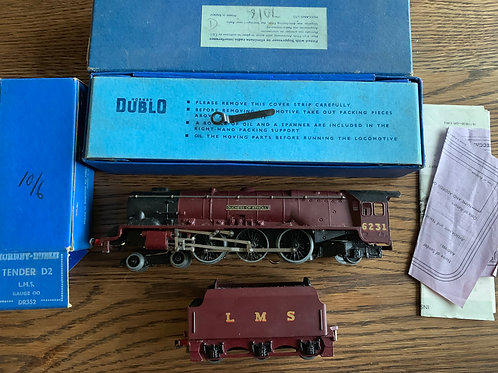 EDL2 DUCHESS OF ATHOLL & TENDER - BOXED (WITH PACKAGING)