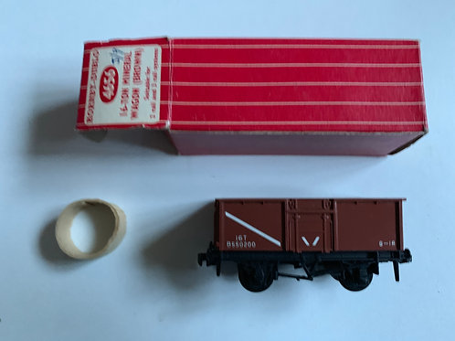 4656 16 TON MINERAL WAGON (SD6) BOXED (plastic couplings)