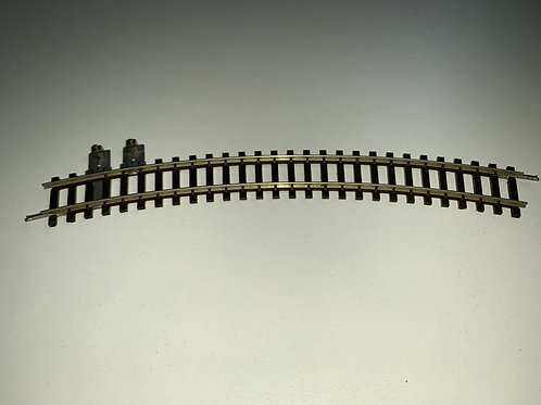 2720 CURVED TERMINAL RAIL LARGE RADIUS