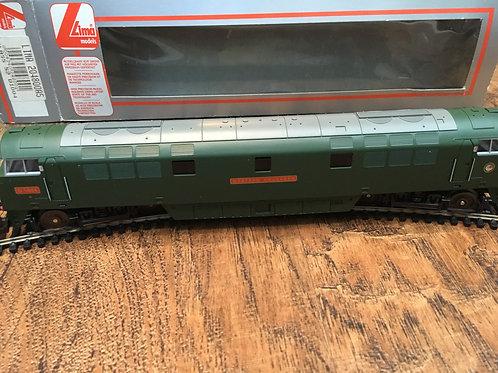 204800A5 CLASS 52 WESTERN CRUSADER D1004