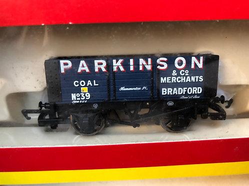 R.6169 6 PLANK WAGON PARKINSON - BRADFORD